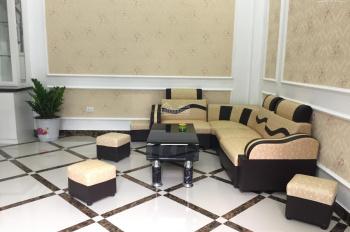 Cần bán nhà mới xây ngõ 874 Minh Khai, HBT, Hà Nội, DT 36m2x5T giá 3.35 tỷ
