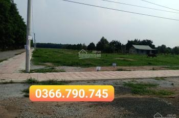 Đất mặt tiền đường ĐT756 rộng 32m thuộc xã Minh Lập, Chơn Thành, Bình Phước giá gốc 620 triệu/253m2