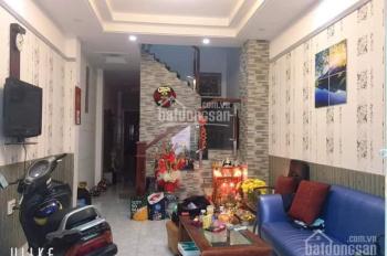 Bán nhà đường Nguyễn Trung Trực, phường 5, Bình Thạnh, DT: 61 m2, 6.65 tỷ.