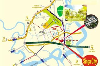 Tôi chính chủ cần sang nhượng gấp lô đất 90m2, Q9, đường Trường Lưu, MT 12, gần trường học, y tế