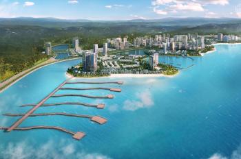 Bán gấp shophouse 6 tầng mặt biển, sát bãi tắm Vịnh Hạ Long, DT 81m2, giá 6.7 tỷ, vay LS 0%/24th