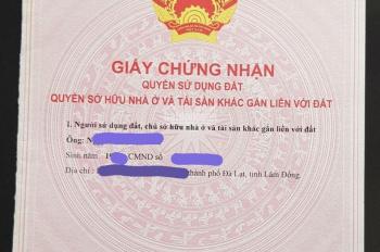 Kẹt tiền nhà cần bán gấp đất nền trung tâm TP Đồng Xoài, DT 150m2, giá 800tr/nền. LH: 0909 486 319