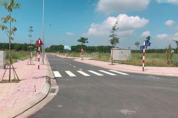 Bán đất nền sổ đỏ ngay KCN Bình Sơn MT 80m, full thổ cư, LH 0933447969