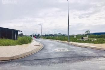Bán đất KDC Hồ Văn Long đối diện trường cấp 3 - đã có sổ đỏ và dân cư
