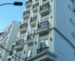 Bán nhà Mặt Tiền gần Nguyễn Đình Chiểu,Q3.DT( 3.8x18m) 5 lầu .HĐT 85tr.Gía 21 tỷ.