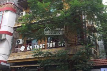 Cho thuê nhà mặt phố Nguyễn Hữu Huân -50m2*4 tầng- mặt tiền 6,3m