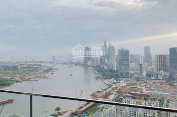 Cho thuê căn hộ 1 phòng ngủ Vinhomes Bason, view sông Bitexco Quận 1, giá 17 triệu
