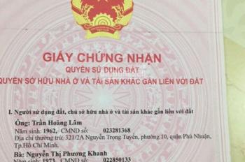 Cần bán nhà ở 80m2, khu Tên Lửa, quận Bình Tân, khu dân cư đông đúc, LH: 0938651879
