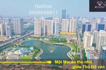 Nhận nhà đón tết với căn hộ Vincom 119 Trần Duy Hưng 2PN giá 2.5 tỷ.  LH CĐT 0936048811