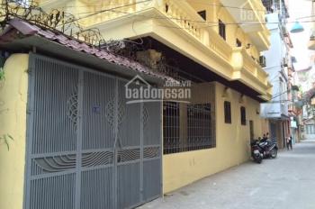 Cho thuê nhà ngõ 126 Nguyễn An Ninh, Hoàng Mai, S: 77m2 x 3 tầng