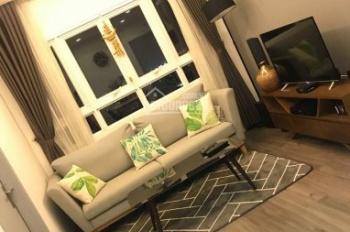 Chính chủ cần bán nhà căn hộ Him Lam, tầng 19, 61m2, 2 phòng ngủ, 1.550 tỷ full nội thất, SĐCC
