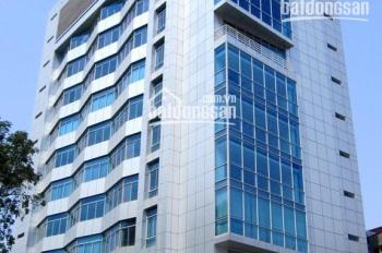 Cho thuê tòa nhà 3 tầng MT Hồ Hảo Hớn, Q1. DT 8.8x16.9m, giá 138tr/th.