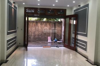 Bán nhà 6T,kinh doanh, thang máy, mặt tiền 5m, phố Lê Thanh Nghị DT55m2
