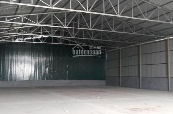 Cho thuê kho xưởng 300 - 500 - 1000 - 3000m2 tại Quốc Lộ 32, Cầu Diễn, Nhổn, Hoài Đức, Hà Nội