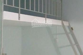 Cho thuê phòng tại 122/7 Bùi Đình Tuý, P. 24, Bình Thạnh DT 25m2, có gác xe để tầng trệt, cổng khoá