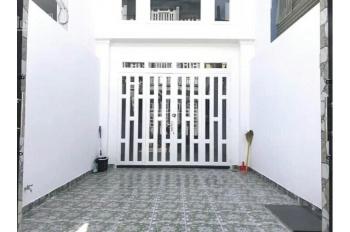 Cần bán căn nhà cấp 4 đang cho thuê tháng 7 triệu, đường Bà Triệu, TT Hóc Môn, 180m2, sổ riêng