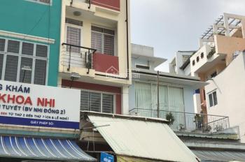 Bán nhà mặt tiền đường Trường Sơn, Phường 2, Q. Tân Bình 4.5x20m, 1T, 3L