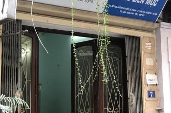 Cho thuê nhà làm văn phòng, cửa hàng, mặt đường ô tô, ngõ 91 Nguyễn Chí Thanh