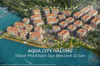 Quỹ căn riêng Aqua city Hạ Long, Vị Trí đẹp vô cùng, 0936.094.227 Siêu Phẩm CĐT Bim Group