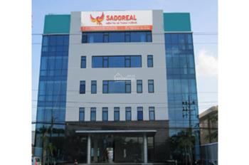 Cho thuê văn phòng Sadoreal, đường Lương Định Của, quận 2, DT 120m2, giá 35tr/th