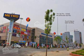 Duy nhất lô đất Văn Phú kinh doanh sầm uất cạnh đường Lê Trọng Tấn 50m2 giá 4.5 tỷ. LH 0982690829