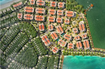 Giới Thiệu Cơ Hội Đâu tư Dự Án Shoptel Vịnh Biển Hạ Long 6 tầng 3 mặt biển tại Bãi Cháy