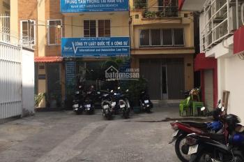 Nhà mặt tiền 42 Tôn Thất Tùng, P Bến Thành, Q1, DT 8m x 12m, trệt - 3 lầu, giá 110 triệu