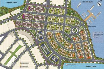 Aqua City Hạ Long  Suất ngoại giao lô mặt biển, mặt hồ - mặt đường chính, siêu đẹp. 0936.094.227