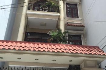 Chủ nhà xuống giá! Bán Nhà đẹp 4 tầng hẻm 10m đường Ba Vân, DT: 4 x 20m vuông vức