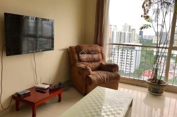 Cần cho thuê gấp căn hộ Phú Mỹ - 3PN - nội thất đầy đủ - view cực đẹp 15 triệu/tháng: 0918 49 1819
