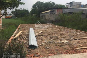 Bán gấp lô đất đường Phạm Văn Sáng, xuân thới thượng, 100m2, sổ hồng riêng, 900tr