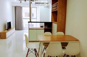 Cho thuê 2PN Cosmo City ảnh thật, đầy đủ nội thất dọn vào ở ngay, gần trường Renaissance 0909106525