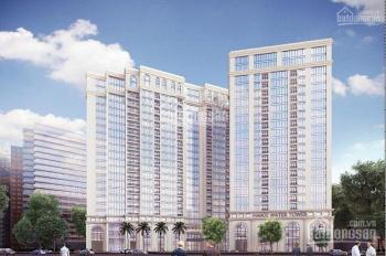 Bán khách sạn 9,5 tầng, diện tích 120m2, mặt tiền 8m, đường Trần Duy Hưng, Cầu Giấy, Hà Nội