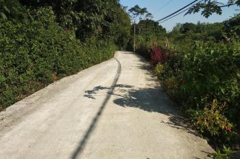 Bán đất thổ cư rộng, đẹp tại Cư Yên, Lương Sơn, Hòa Bình
