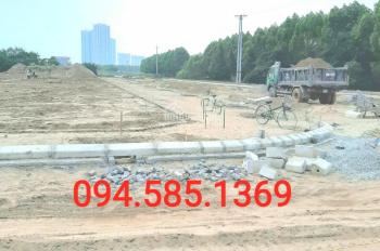 Bán nhanh trong tháng lô 50m2 đất DV1 Cửu Cao cạnh sân golf Ecopark giá đầu tư 094.585.1369