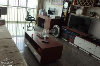 Cho thuê căn hộ Hoàng Anh Gia Lai 1, DT: 115m2 căn góc 3 phòng ngủ, 3 toilet, full nội thất ở liền