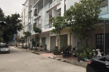 Bán nhà 3 tầng xây mộc trong khu phân lô PG An Đồng, khung cột chịu lực, đường nội 12m vỉa hè 2 bên