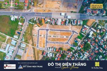 Chuyển công tác bán lô đất Quốc lộ 1A - Trạm thu phí Điện Thắng - Để lại giá gốc + Thanh toán 50%