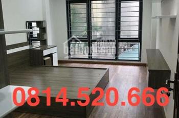 Bán nhà phố Tô Hiệu - HĐ nhà dân xây cực đẹp ô tô đỗ sát nhà giá chỉ 2.8tỷ (40m2*4T) 0814520666