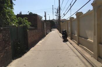 Bán 50m2 đất đường oto giá siêu rẻ thôn Linh Quy Bắc