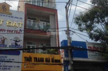 Cho thuê nhà 4,5 tấm mặt tiền siêu hot đường Trịnh Đình Trọng, P. Phú Trung, Q. Tân Phú