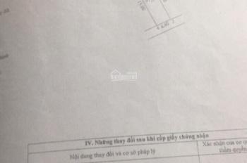 Bán đất sổ đỏ chính chủ tại xã Ngọc Tảo, huyện Phúc Thọ, Hà Nội, 68,5m2, giá tốt. LH: 0981114188