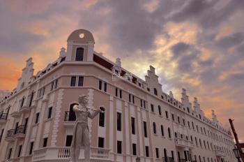 Shophouse Châu Âu mặt đường Hạ Long - quỹ căn giới hạn, giá tốt nhất từ CĐT