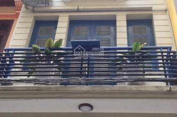 Cho thuê nhà riêng chính chủ trong ngõ 110 Trần Duy Hưng, diện tích 60m2 x 5 tầng, giá 17 tr/tháng