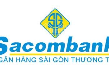 Ngân hàng Sacombank trân trọng thông báo tham gia buổi phát mãi đất nền Lê Minh Xuân, Bình Chánh