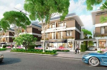 Chính chủ cần bán suất ngoại giao lô shophouse Villa An Phú - Tố Hữu diện tích 170m2, giá 9,8 tỷ