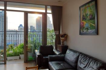 Vinhomes Central Park sang nhượng căn hộ cao cấp 120m2