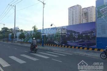 Bán đất MT đường Nguyễn Trọng Quyền, Q. Tân Phú vị trí trung tâm TP, TDT: 1629m2, giá 92 tỷ TL