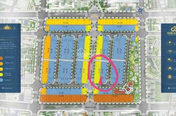 Icon Central đất nền sổ đỏ A6.27 hướng Tây Nam, cơ sở hoàn thiện 80% LH 09292.83734