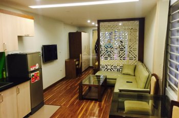 Cho thuê căn hộ đủ đồ Kim Mã, Nguyễn Chí Thanh 45m2